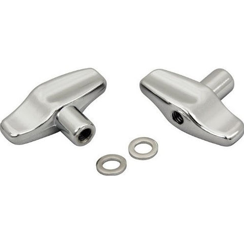 Pearl 6mm Wing Nut (2pk)