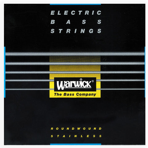 Warwick Bass Strings Black 4 String Set Light 35-95