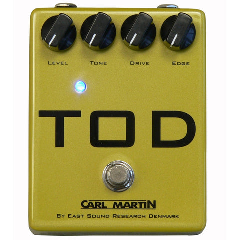 Carl Martin Classic Series TOD High Gain Overdrive