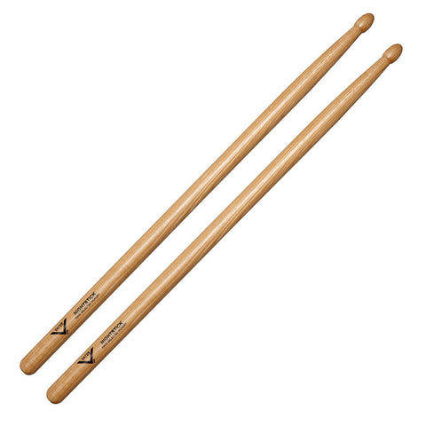 Vater Hickory Nightstick Wood Tip Drumsticks