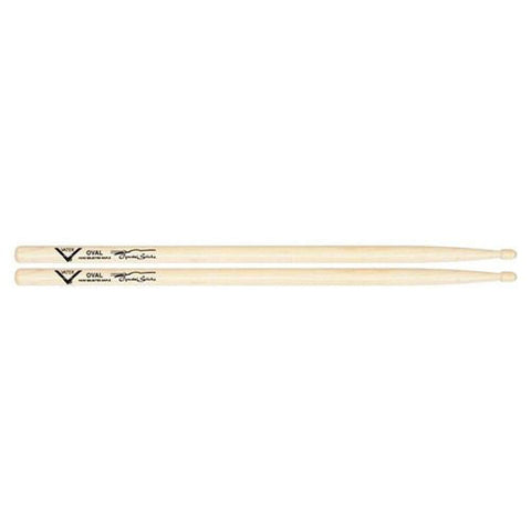 Vater Sugar Maple Oval Tip Cymbal Sticks Wood Tip Drumsticks