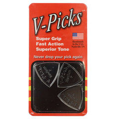 V-Pick Guitar Picks Medium Pointed 2.75mm (3)