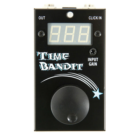 Visual Sound Time Bandit Click Track/BPM Generator