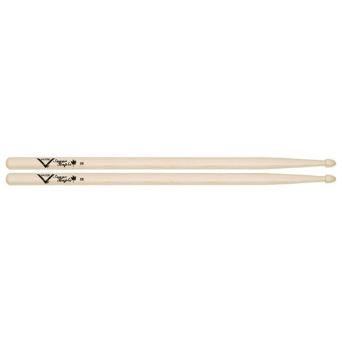 Vater Sugar Maple 5B Wood Tip Drumsticks