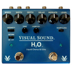 Visual Sound V3 H2O Chorus & Echo