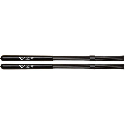 Vater Polybristles Whip Stick Plastic Handle Drumsticks