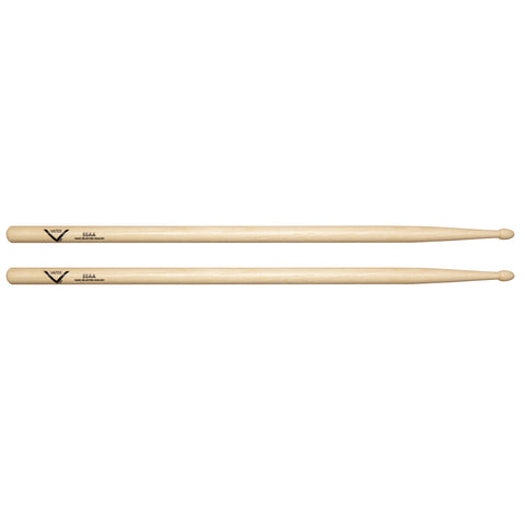 Vater Hickory Power 55AA Wood Tip Drumsticks