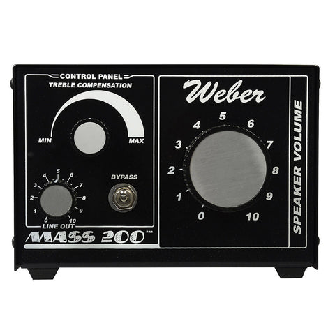 Weber Mass Attenuator 200 Watt