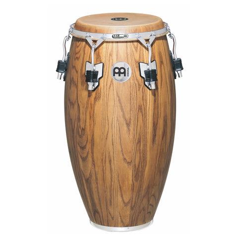 Meinl Woodcraft Series 11.75 Inch Conga Zebra Finished Ash Floor Model