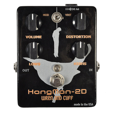 Wren and Cuff Hang Man-2D Distortion