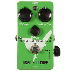 "Wren & Cuff Pickle Pie ""B"" Hella Bass Fuzztortion"