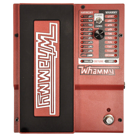Digitech Whammy 5 Pitch Shifter