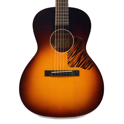 Waterloo WL-14 X Acoustic Sunburst w/X-Bracing and Truss Rod