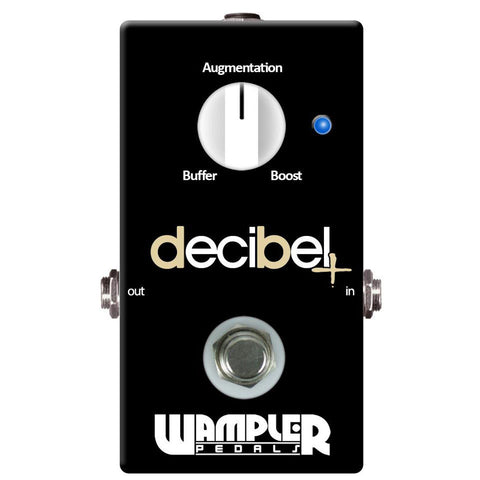 Wampler Decibel + Buffer and Boost