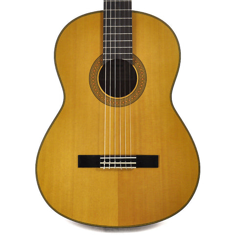 Yamaha CG122MS Matte Finish Spruce Top Classical