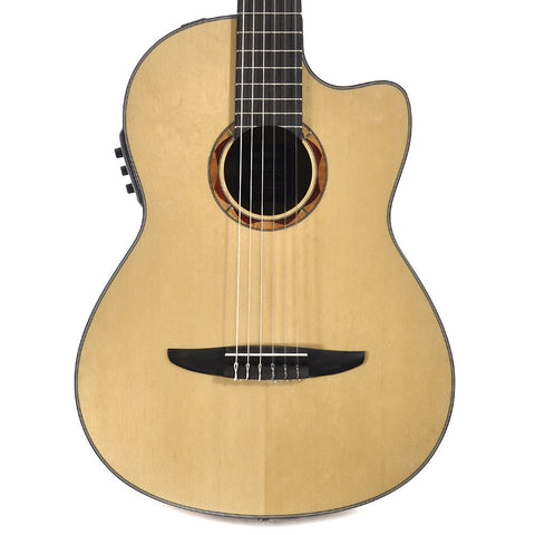 Yamaha NCX700 Acoustic-Electric Classical Floor Model