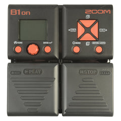 Zoom B1on Bass Multi-Effect Pedal