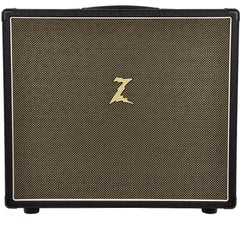 Dr. Z Extension Cabinet 1x12 with Alnico Blue Speaker - Black