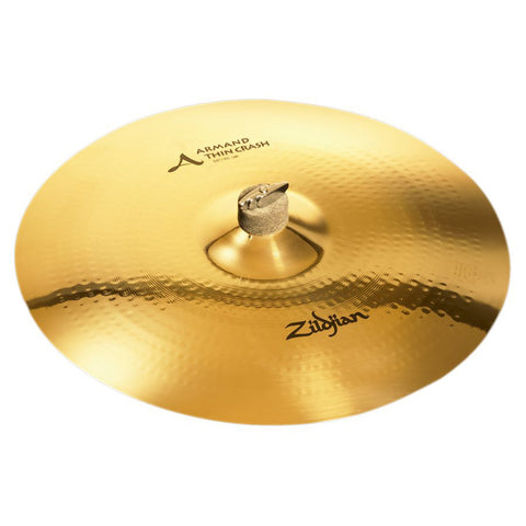 Zildjian Armand 16 Inch Brilliant Thin Crash Cymbal