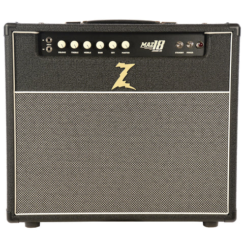 Dr. Z MAZ 18 Jr NR 1x12 Combo Black w/Salt & Pepper Grill