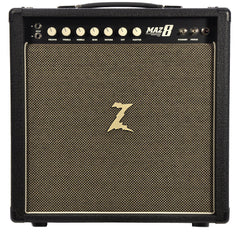Dr. Z MAZ 8 1x12 Studio Combo Black with Tan Grille