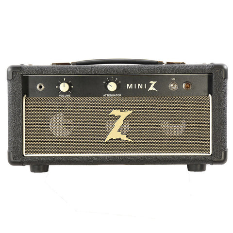 Dr. Z Mini Z 5W Head Black w/Tan Grill