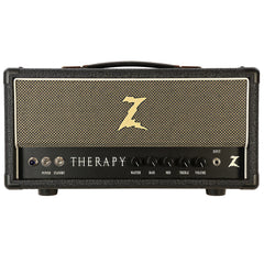 Dr. Z Therapy 35W Head Black w/Tan Grill