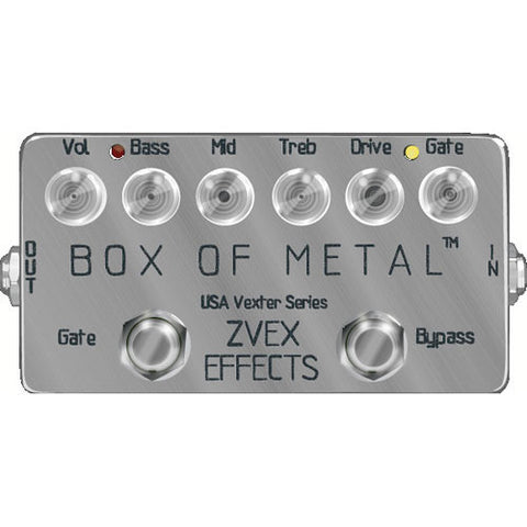 Zvex Box Of Metal-USA Vexter