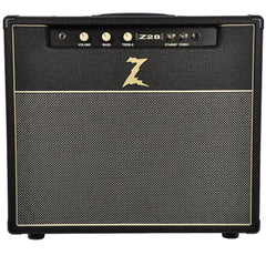 Dr. Z Z28 1x12 Combo Black with Salt & Pepper Grill