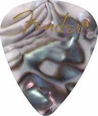 Fender Medium Guitar Picks Abalone (12)