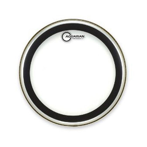 Aquarian 10 Inch Performance II Clear Drum Head