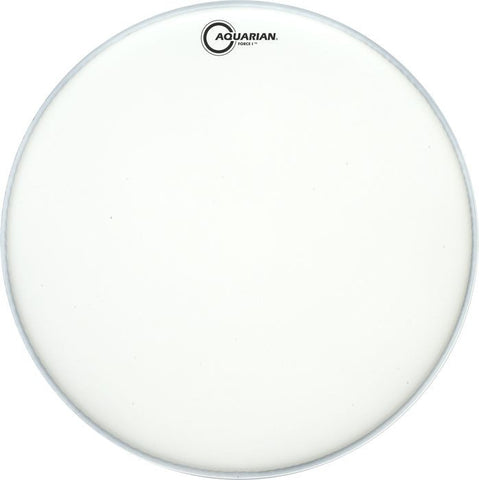 Aquarian 22 Inch Full Force Clear Bass Drum Head