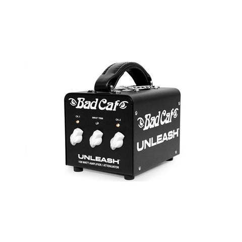 Bad Cat The Unleash Re-Amplifier & Attenuator Black Matte