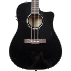 Fender CD-60CE Acoustic - Black