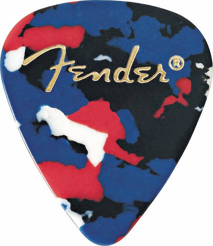 Fender Heavy Guitar Picks Confetti (12)