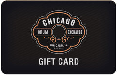 Chicago Drum Exchange Gift Card