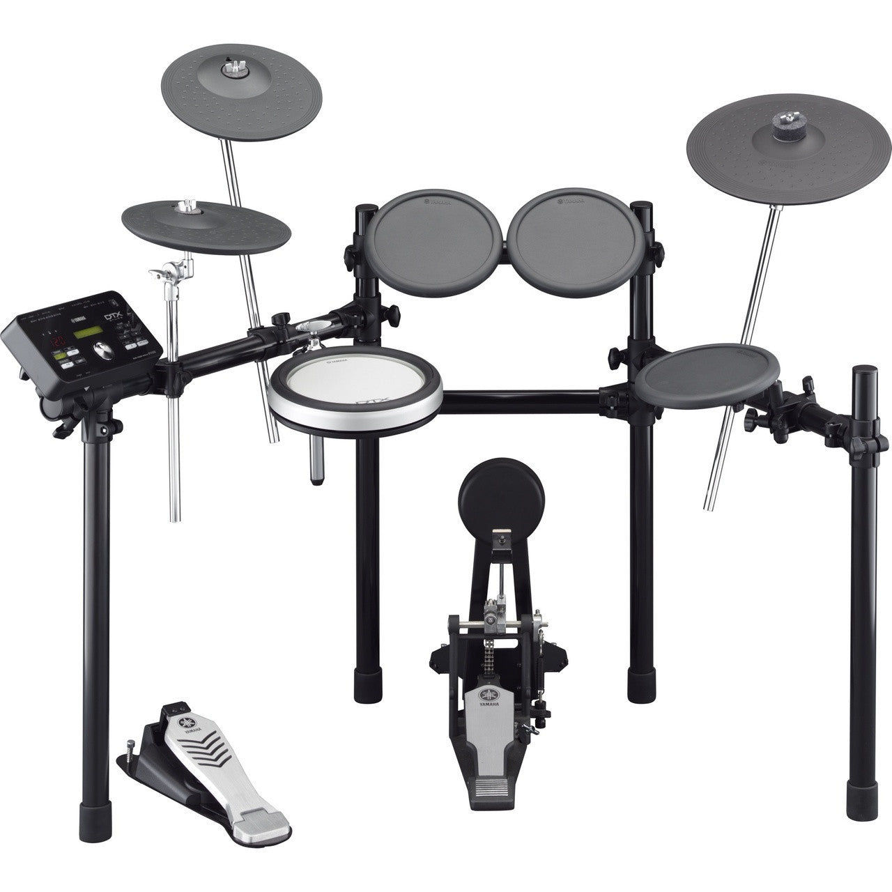 Yamaha dtx522k electronic drum set chicago music exchange for Yamaha electronic drum kit for sale