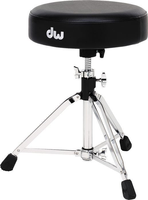 DW 9100 Standard Round Seat Drum Throne  sc 1 st  Chicago Music Exchange : ludwig drum stool - islam-shia.org