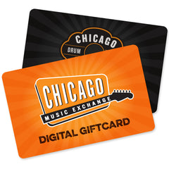 Chicago Music Exchange Digital Gift Card