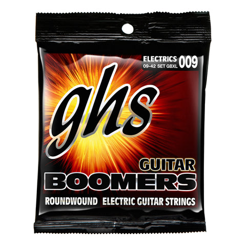 GHS Guitar Boomers Electric GBXL 9-42