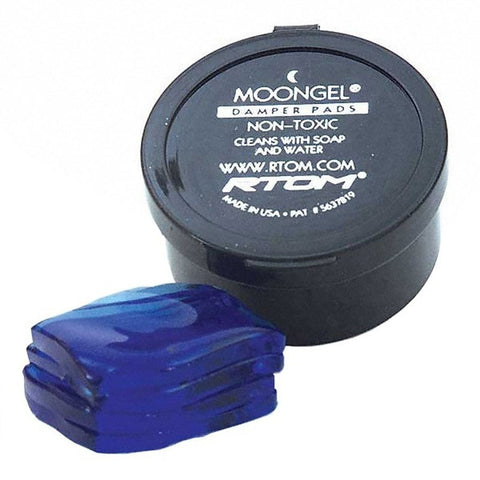 RTOM Moongel Drum Dampers Pads