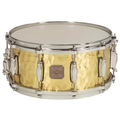 Gretsch HAMMERED BRASS Snare Drum 10L SD 61/2 X 14