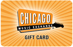 Chicago Music Exchange Gift Card