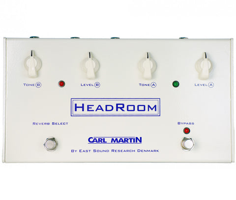 Carl Martin Headroom Spring Reverb Chicago Music Exchange