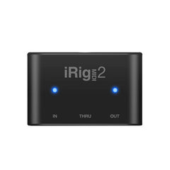 IK Multimedia iRig MIDI 2 Portable MIDI Interface for iOS Devices