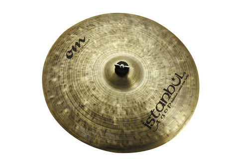 Istanbul Agop 18 Inch Cindy Blackman OM Signature Crash Cymbal