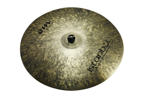 Istanbul Agop 24 Inch Cindy Blackman OM Signature Ride Cymbal