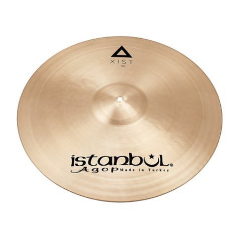 Istanbul Agop 24 Inch Xist Ride Cymbal Natural Finish