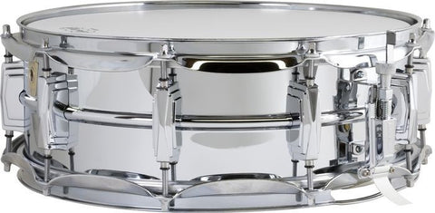Ludwig 5x14 Supraphonic Chrome Plated Aluminum Snare Drum