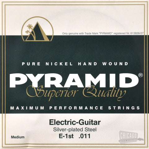 Pyramid Medium Electric Guitar Strings 11-48